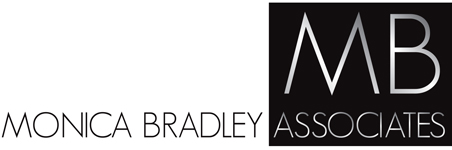 Logo for Monica Bradley Associates, mortgage advisors for Williams Harlow Estate Agents in Cheam & Banstead